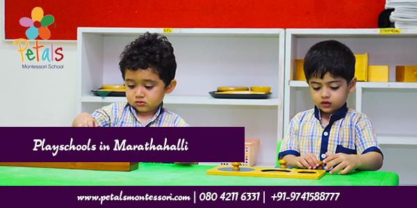 Playschools in Marathahalli