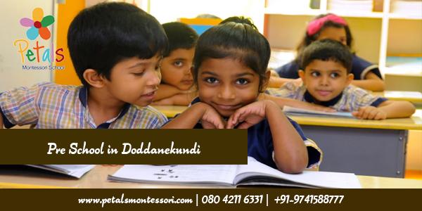 Pre School in Doddanekundi