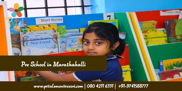 Pre School in Marathahalli