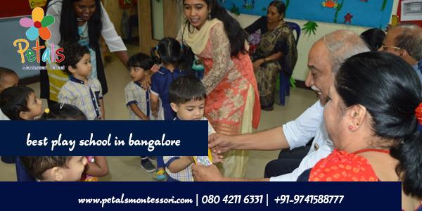 best play school in bangalore