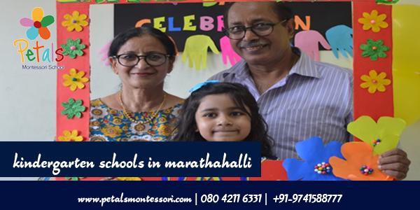 kindergarten schools in marathahalli