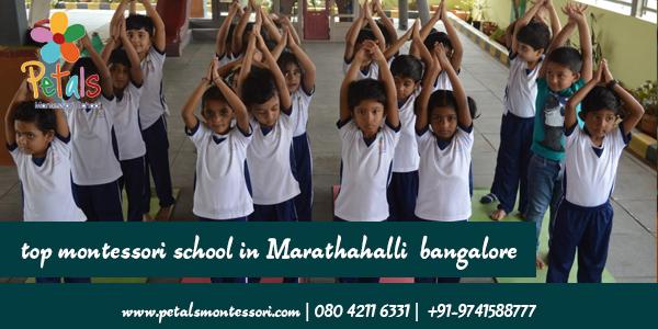 top montessori school in Marathahalli bangalore