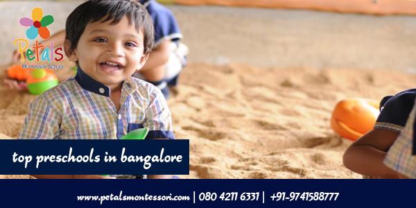 top preschools in bangalore