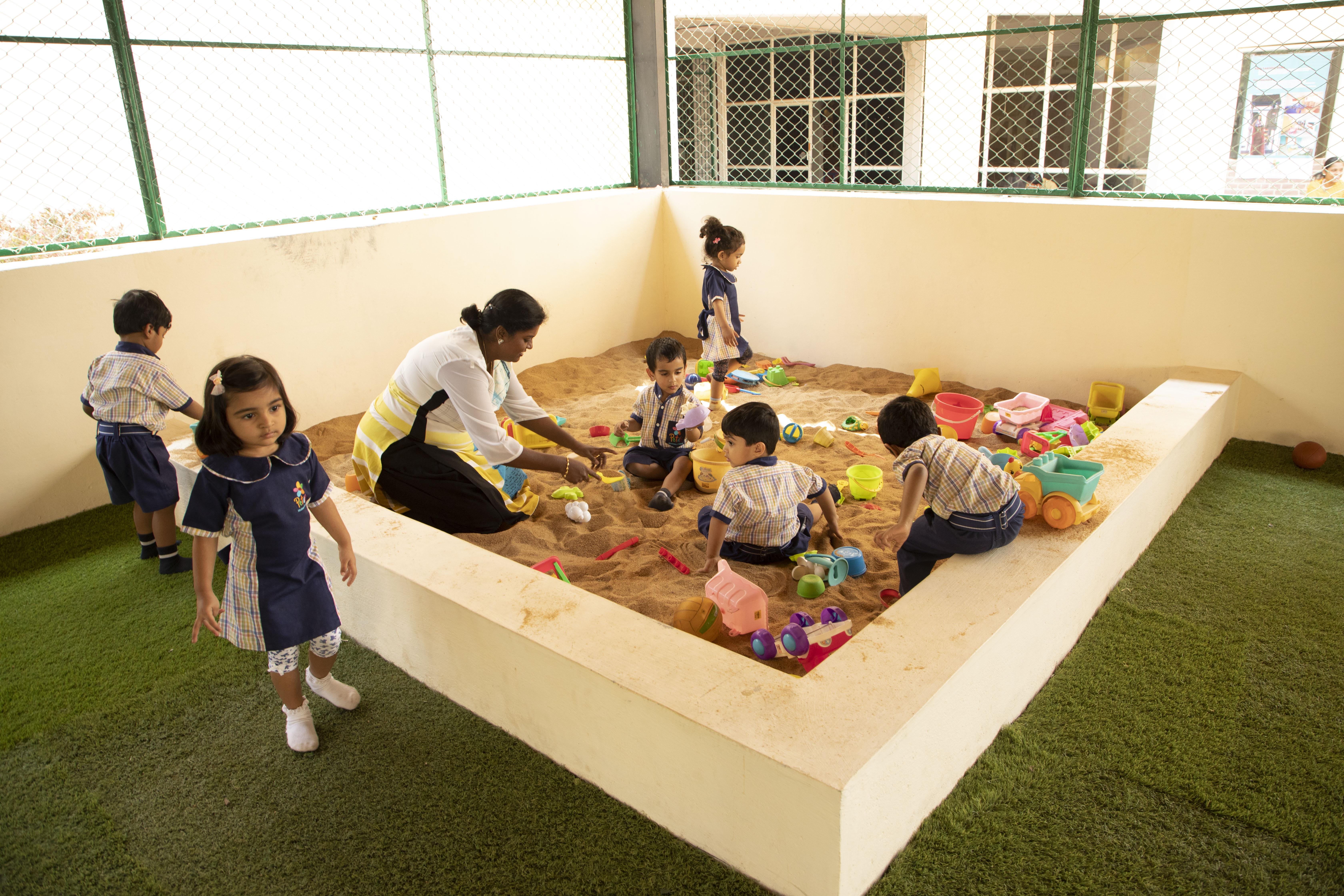 Nursery School Near Me
